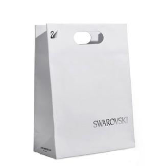Matt Laminated Printed Paper Bags With Die Cut Handles
